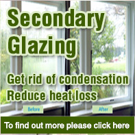 Ecoease Secondary Glazing