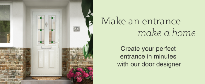 Composite Doors - Create your perfect entrance in minutes with our door desinger