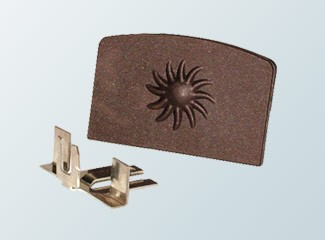 Heavy Duty End Cap PVC Capped Rafter bars 10 – 25mm