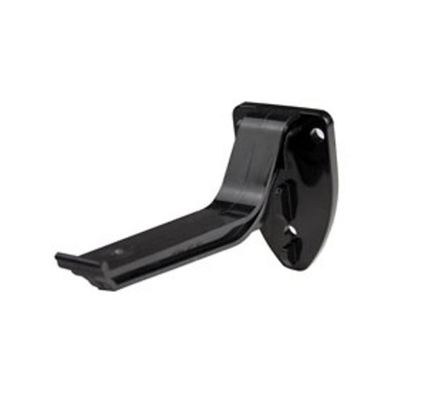 Top Hung Bracket Black