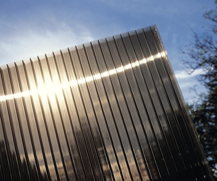 Corrugated Polycarbonate Roofing 35mm Polycarbonate Sheets and Sheeting