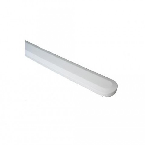 Window Board End Cap White