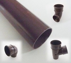 Round Down Pipe