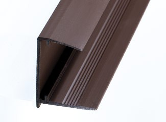 Standard PVCu Sheet Closure