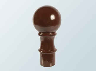 Aluminium Ball Finial
