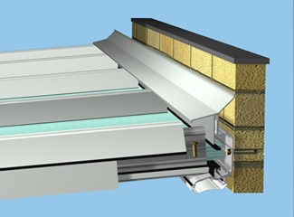 Wall plate - Self Support roof System