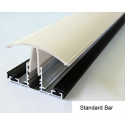 Standard  PVC Capped Rafter Bar