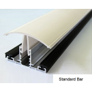 Standard PVCu Capped Rafter Supported Bar