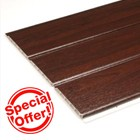 Rosewood Hollow Soffit - 10mm thickness (5m)