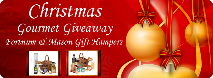 CHRISTMAS GOURMET GIVEAWAY