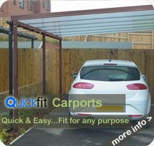 Glazing Shop - Quickfit Canopy