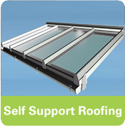 Self Support Roofing