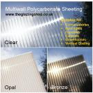 10mm Twin Wall Polycarbonate