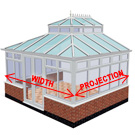 Newdawn Conservatory Roof System